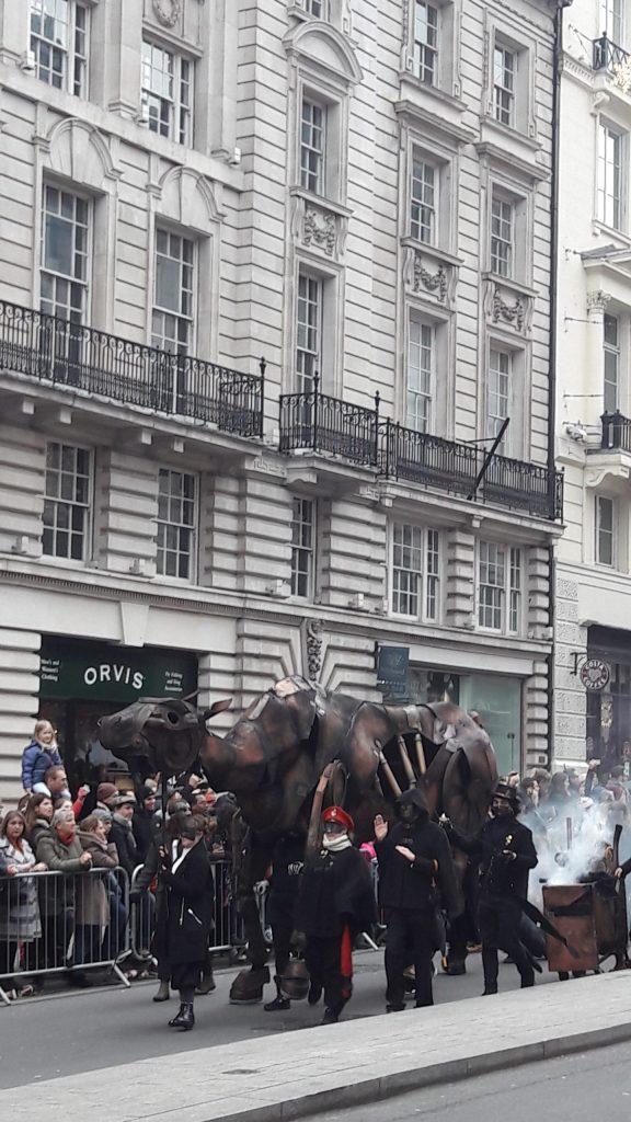 Londres - Jour de l'an 2017 57