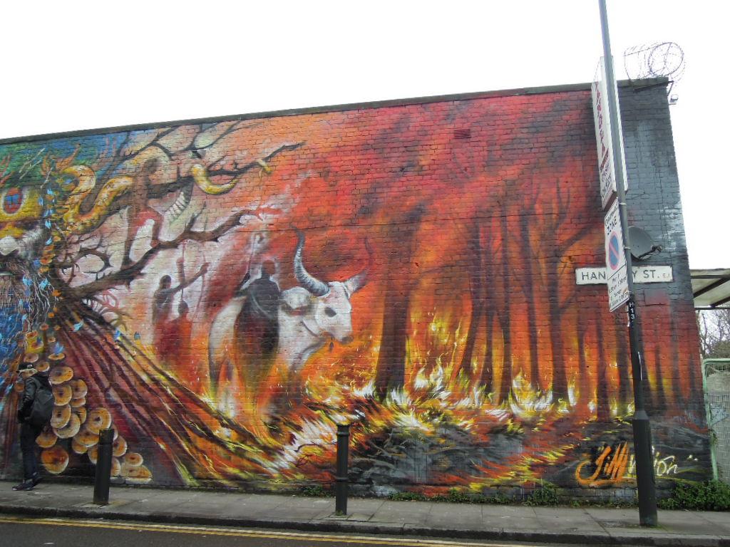 Londres - Jour de l'an 2017 41