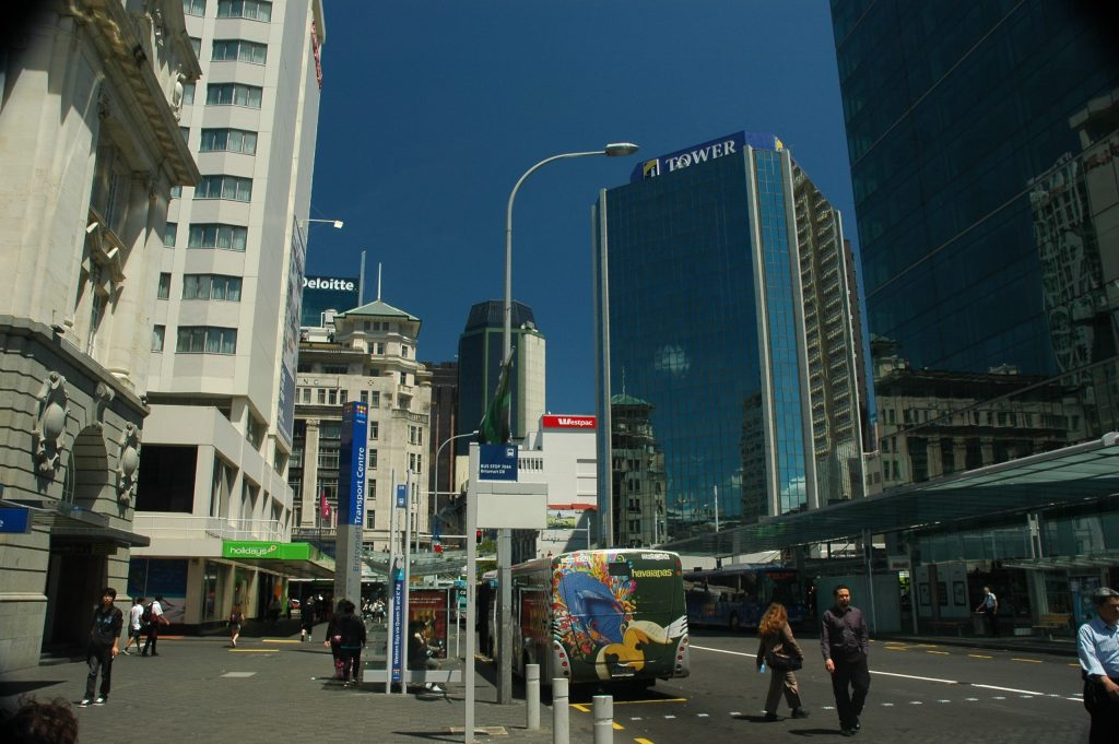 Nouvelle Zélande 125