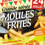 Moules frites arcangues