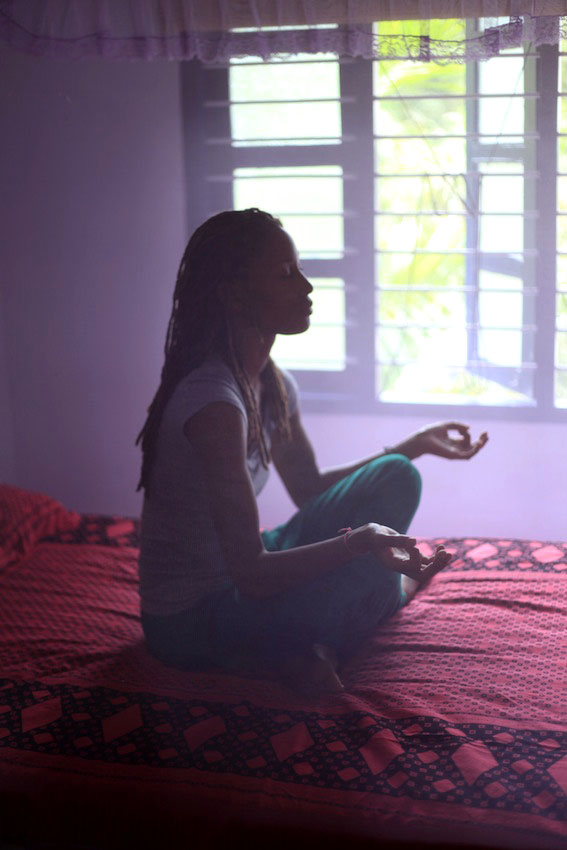 Erika méditation