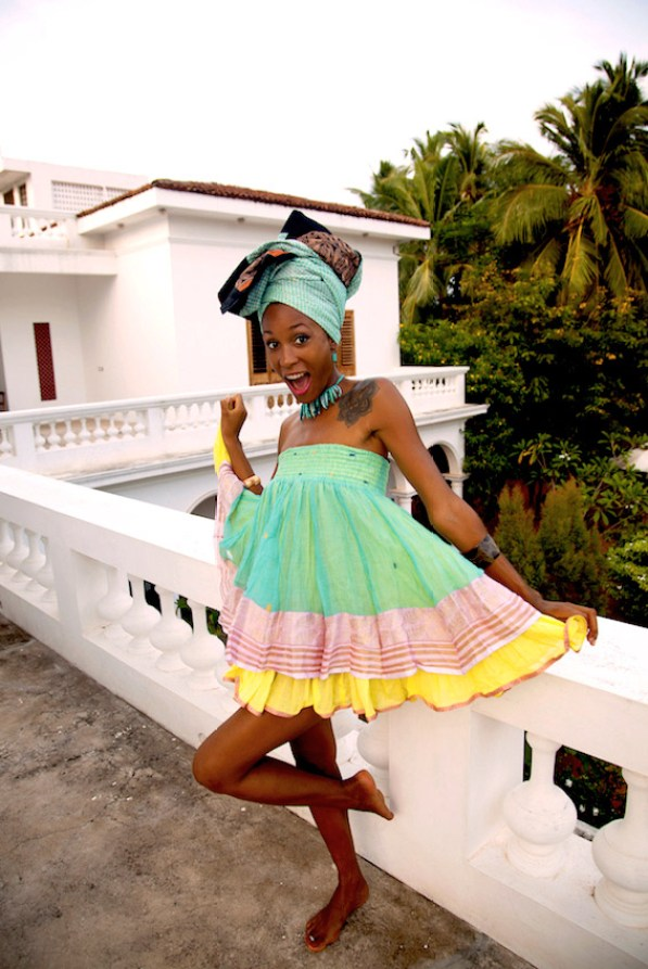 Erika Lernot -Cuba-Rangoli-1