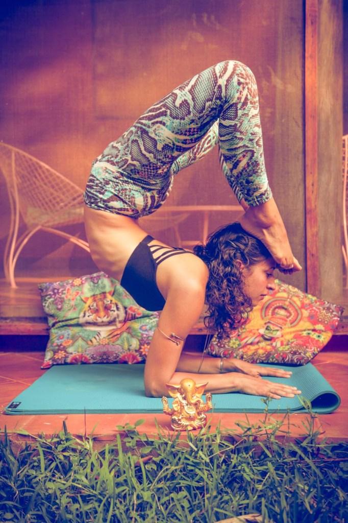 Helena yoga les voyages d erika