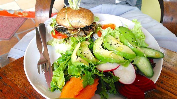 veg burger les voyages d'erika