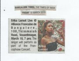 160318 Erika Lernot Blore Times