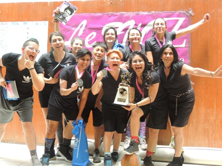 Campeonas Las Lechugas