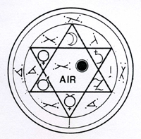 Oracle de Raspoutine - Air