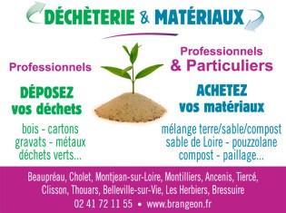 Groupe Brangeon -Déchetteries et matériaux