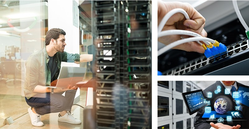 Types of Connections in Computer Network