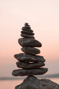 berg stenen