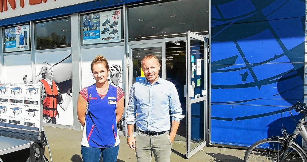 paimpol intersport le magasin