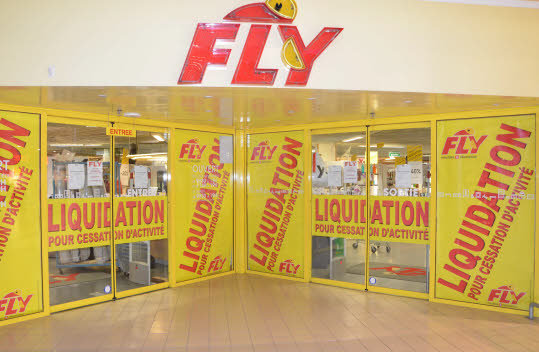 geant le magasin fly fermera ses