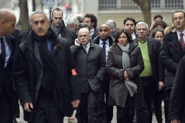 """""""Alerte attentats"""" dans toute l'Ile-de-France"""