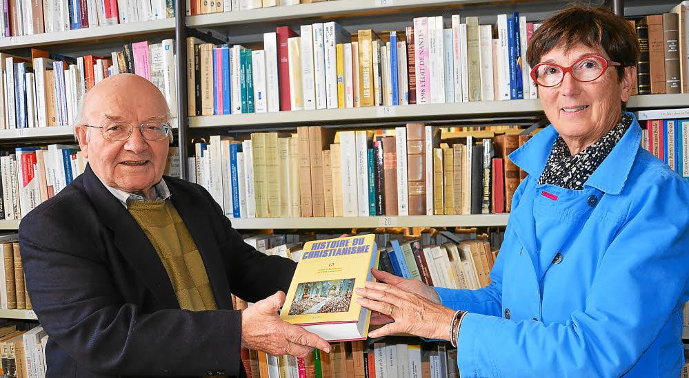 le telegramme vannes bibliotheque des tresors au diocese