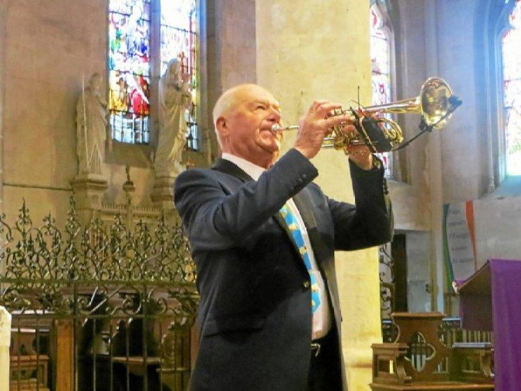 Jean-Jacques Petit sera en concert dimanche à l'église paroissiale du Faouët.