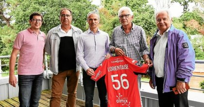 FC Lorient and Lorientaise renew their partnership – Lorient