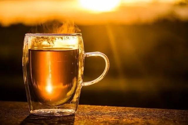 Quand boire du thé