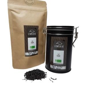 Thé Keemun Miel de Chine - Thé Noir Bio - Le Temps du Thé