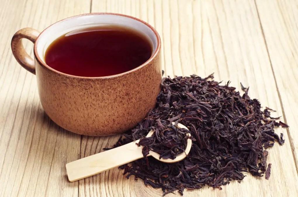 thé noir bio grand cru