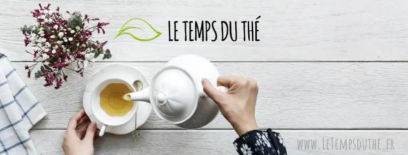 couverture Le Temps du Thé