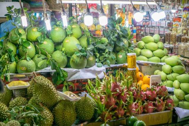 exotické ovocie