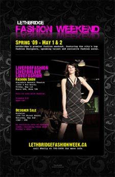 Lethbridge Fashion Week