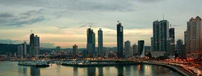 Tři floutci v Panamě