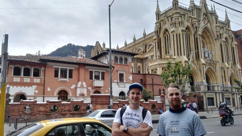 Prostě pohoda v Bogotě