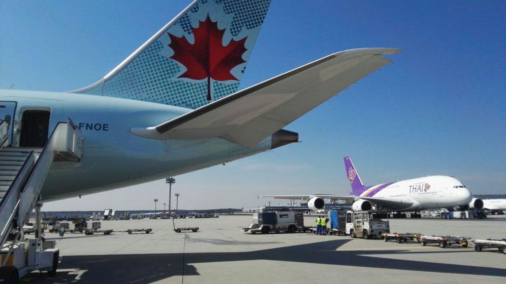 Aitr Canada - Boeing 787-9 Dreamliner