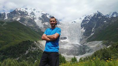 Hike na Velkém Kavkazu – Gruzie 2016: Den 2