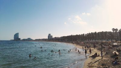 První dny a snaha ubytovat se – Erasmus v Barceloně: 1. díl
