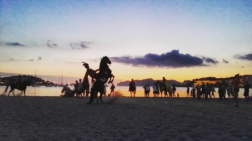 Fiesta Festes del Rei en Jaume