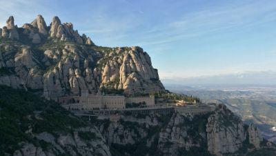 Výšlap na Montserrat – Erasmus v Barceloně: 9. díl