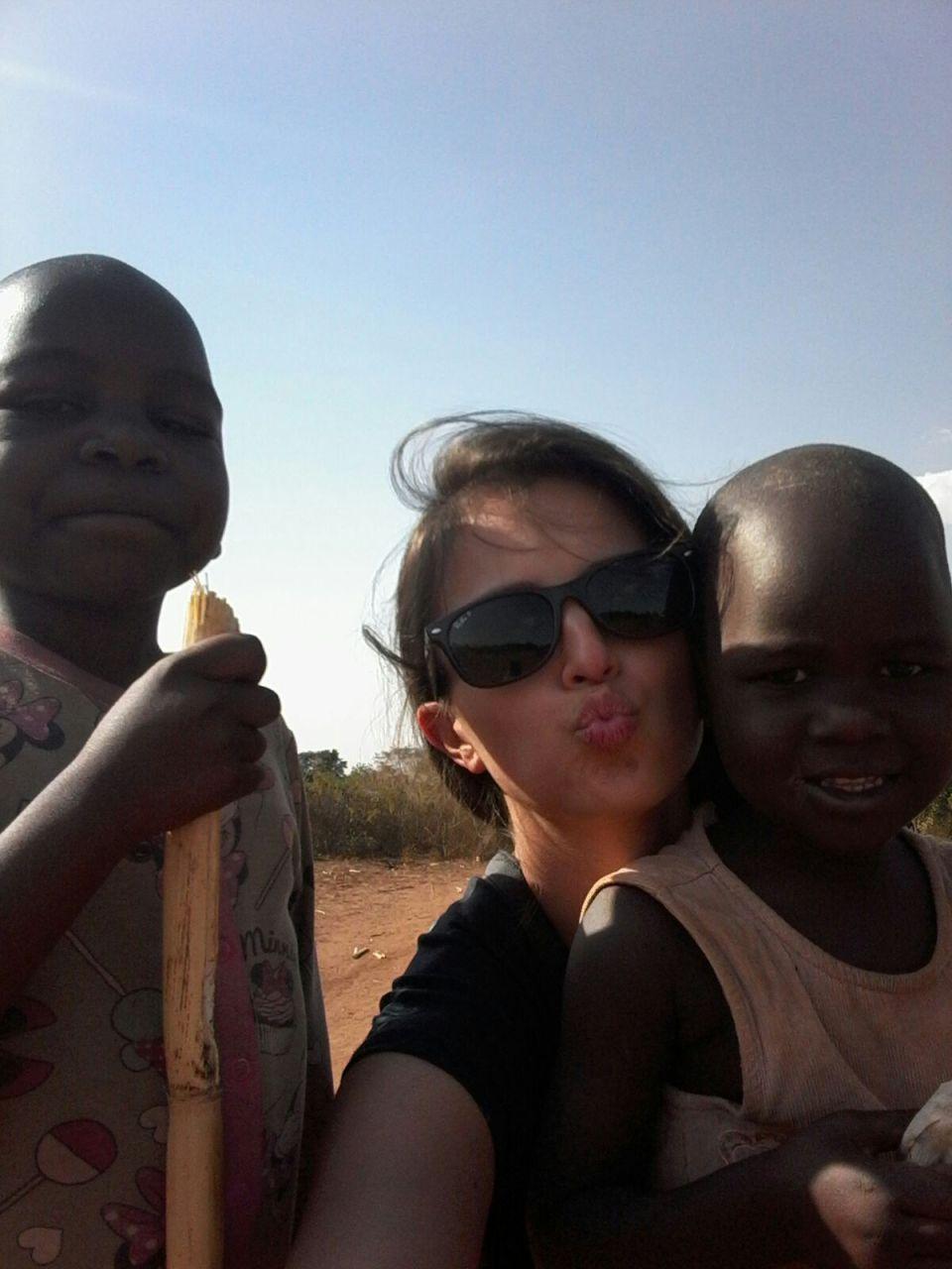 Uganda - dobrovolnictví