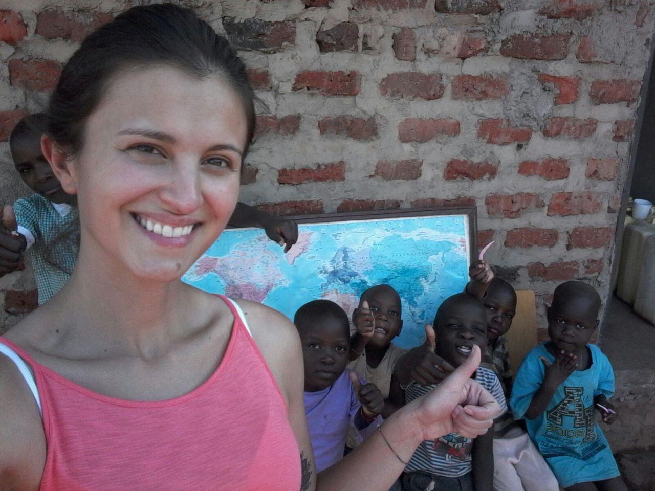 Život Češky v Ugandě