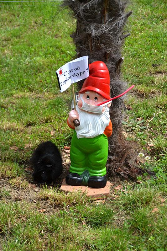 RFH-nains de jardin : Gaspard