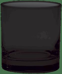 11 oz. Executive Old Fashion - Custom Glow® Full Body Spray - Black