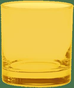 11 oz. Executive Old Fashion - Custom Glow® Full Body Spray - Yellow
