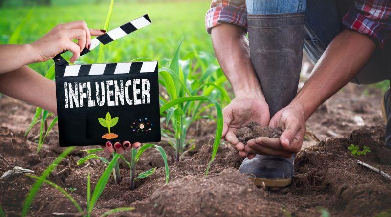 influencer in cina per pesticidi green