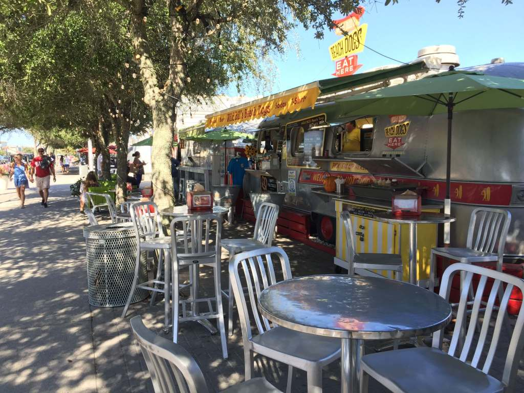 Airstream Food Trucks In Seaside Fl
