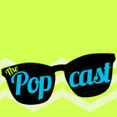 The Popcast podcast icon from iTunes