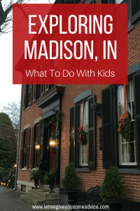 Exploring Madison, Indiana with kids - A weekend at Clifty Inn State Park Inn