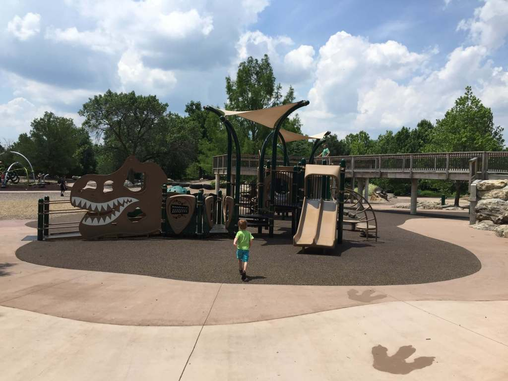 Columbus Missouri playground