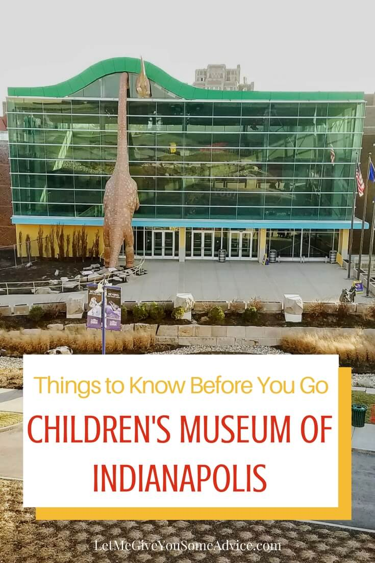 Make sure you know what to expect before you visit The Children's Museum of Indianapolis with these 10 great tips for families are planning a visit.