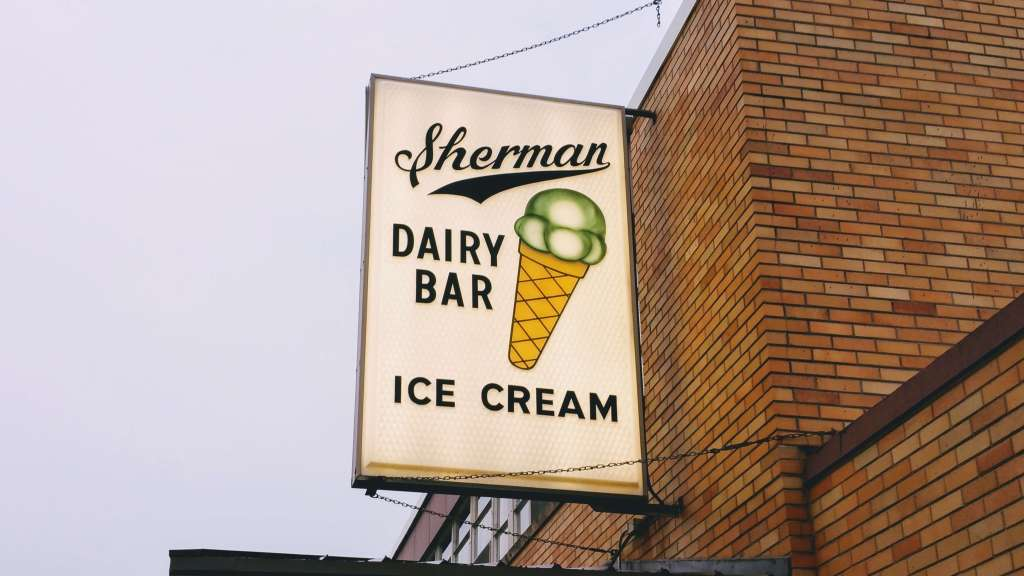 Sherman Dairy Bar South Haven MI from Let Me Give You Some Advice