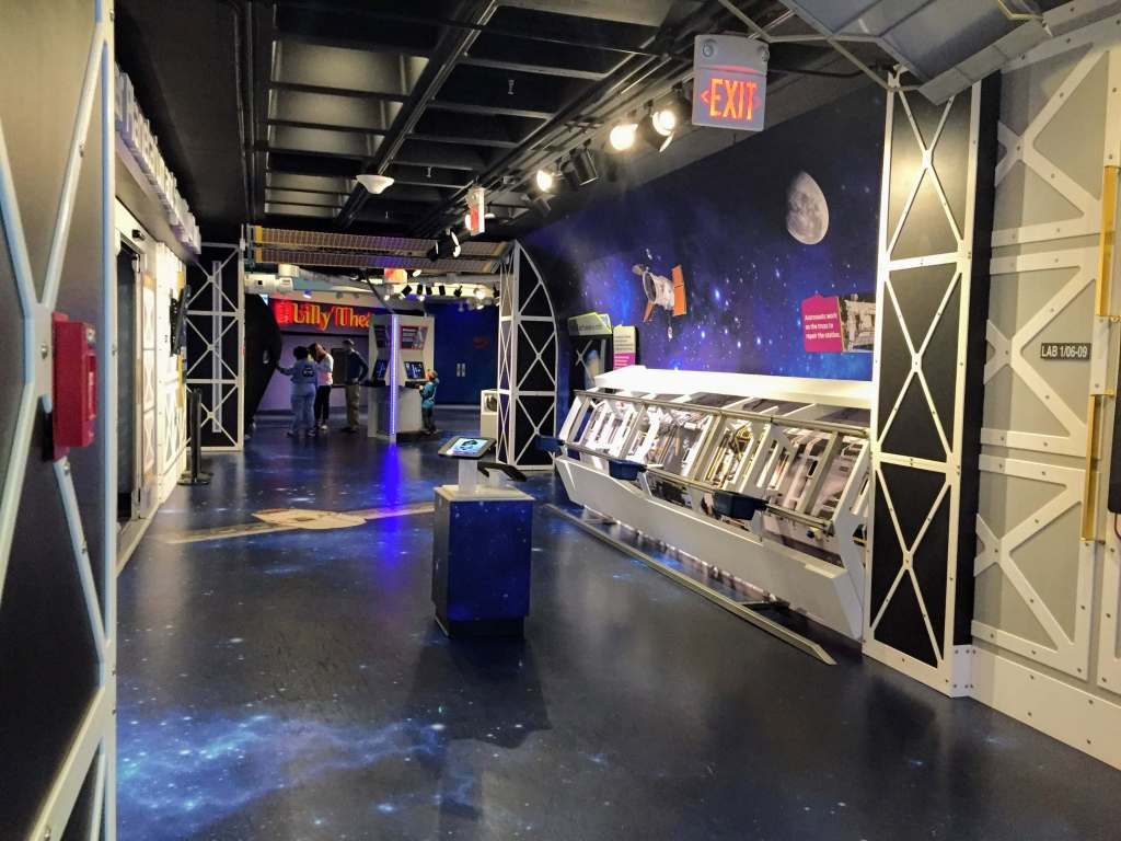 Things to Know Before you Go - Children's Museum of Indianapolis Space Exhibit