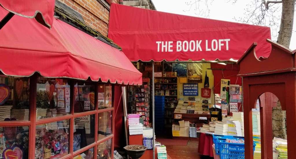 Columbus, Ohio with Kids - The Book Loft in German Village, Columbus, Ohio