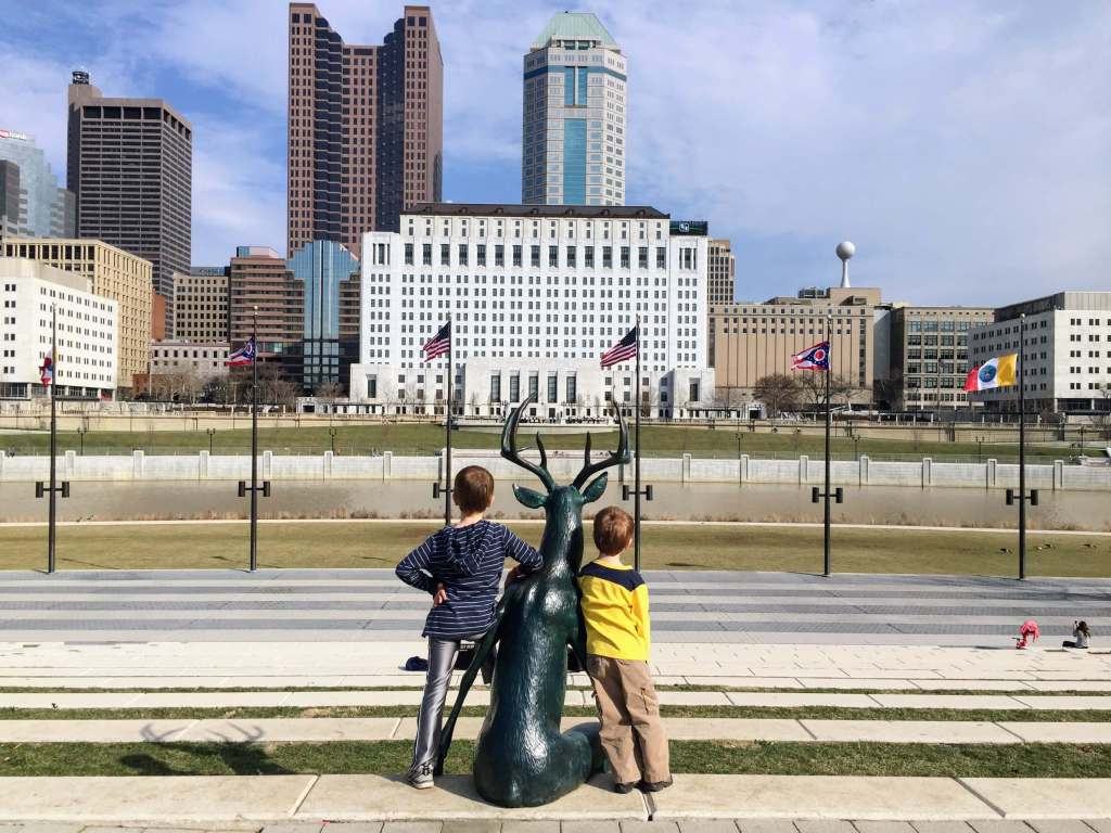 Columbus, Ohio with Kid Midwest Getaway- Let Me Give You Some Advice