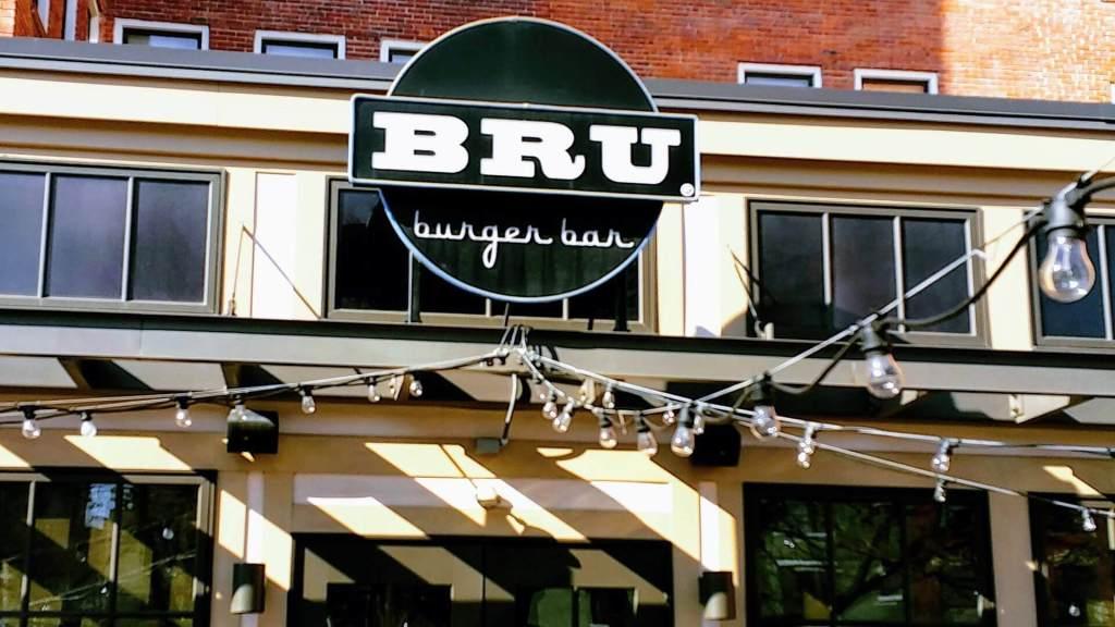 Bru Burger Mass Ave Indianapolis Downtown Tour