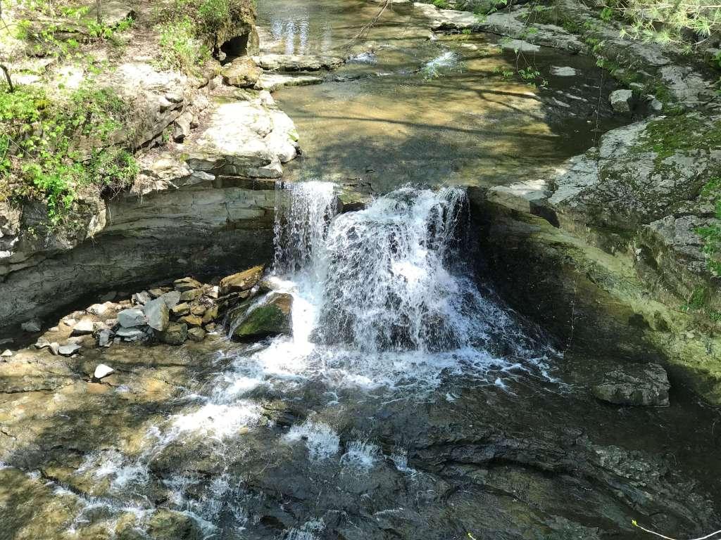 McCormick's Creek State Park Waterfall